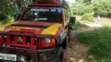 Corpo é encontrado em rio no município de Carmo de Rio Verde