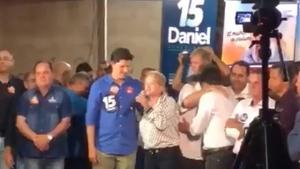 Em vídeo, Magda Mofatto diz que Daniel Vilela será próximo governador