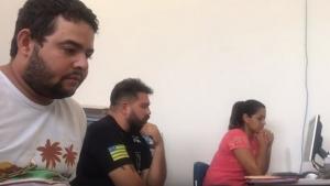 Em vídeo, homem conta como matou amigo após assassinato de jovem em Trindade