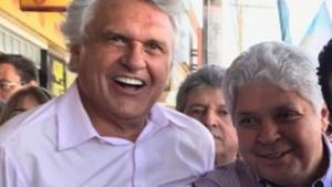 Político sazonal, Alcides Rodrigues é um dos principais conselheiros de Caiado