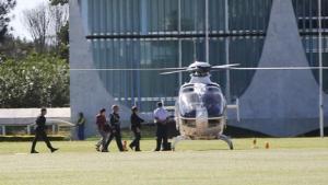Dilma embarca para Nova York e Temer assume a Presidência em exercício