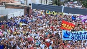 Confira programação da Marcha para Jesus que acontece em Goiânia na próxima terça (1º/5)
