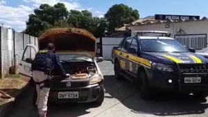 Vereador do PSL é preso por uso de documento falso e carro roubado