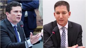 Em contra-ataque a Greenwald, Moro usa informações sigilosas da PF e altera Lei de Imigração