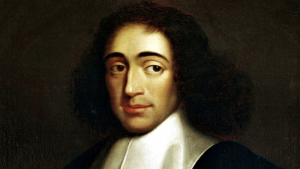 Spinoza por Borges, Prudhomme e Machado de Assis