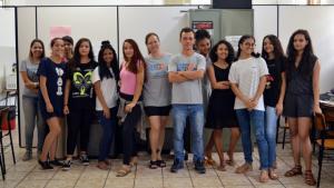 Projeto do IFG encoraja garotas a estudar engenharia, tecnologia, matemática e ciências
