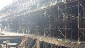 TRT suspende trabalhos após incêndio