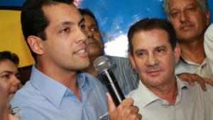 O fato de ser neto de Nion Albernaz empurrou Thiago Albernaz para a vice de Vanderlan Cardoso