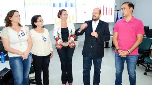 Saúde anuncia ações do Outubro Rosa