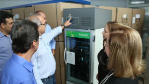 Trindade anuncia mais de R$ 1 milhão em equipamentos para unidades de saúde