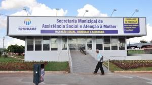 Nova sede de secretaria deve alavancar serviços de Trindade em prol de beneficiários de programas