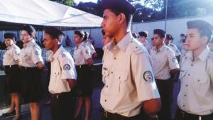 Colégio militar muda realidade do ensino em Trindade