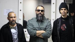 Rock e blues com a banda Underdog no Lowbrow