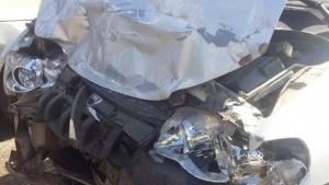 Homem embriagado dirige na contramão e provoca acidente próximo a Goiânia