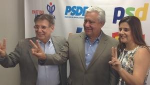 Discurso da oposição é criticado por governistas durante apresentação de suplentes de Vilmar Rocha