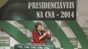 Dilma anuncia visita ao Tocantins em campanha