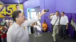 A militância digital como protagonista da campanha de Marconi Perillo