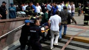 Descarrilamento no metrô de Moscou deixa pelo menos 19 mortes