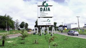 Daia recebe R$ 11,5 milhões em obras de infraestrutura de nova área