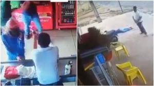 Comerciante de Caldas Novas reage a assalto e mata suspeitos. Veja vídeo