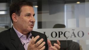 """Senador eleito, Vanderlan declara apoio a Bolsonaro: """"Aliança em torno de propostas"""""""
