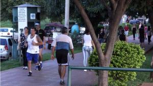 Prefeitura de Goiânia deverá instalar banheiros químicos em pistas de caminhada