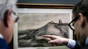 Descoberto novo quadro do pintor Van Gogh. Está exposto na Holanda
