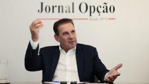 """""""Não tenho pretensão de disputar prefeitura de Goiânia"""", diz Vanderlan"""