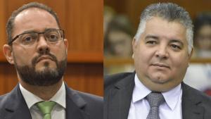 Virmondes e Charles Bento podem formar dobradinha na disputa pela Prefeitura de Goiânia