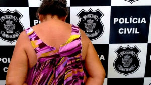 """Idosa conhecida como """"vovó do tráfico"""" é presa pela terceira vez no interior de Goiás"""
