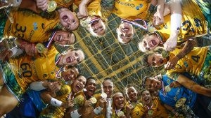 Brasil encerra participação no Pan em terceiro lugar no quadro geral de medalhas
