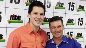 Lideranças de Itaberaí abandonam Caiado e se filiam ao MDB de Daniel Vilela