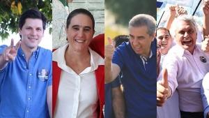 Confira agenda dos candidatos ao governo de Goiás para esta quinta-feira (23)