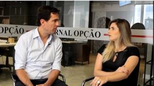 Em Goiânia, fundador do Renova defende candidatura independente à Presidência