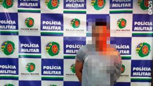 PM prende em flagrante homem que ejaculou em passageira dentro de ônibus em Goiânia