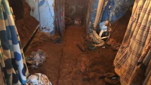 Agentes descobrem túnel e impedem fuga de detentos em Mineiros