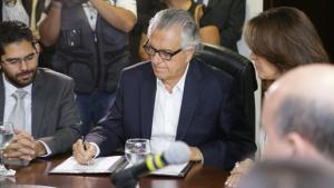 Caiado sinaliza que planeja modernizar o governo de Goiás