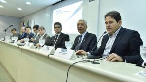 """""""Goiano está com saudade da Celg"""", diz Marcelo Baiochi em reunião com Aneel"""