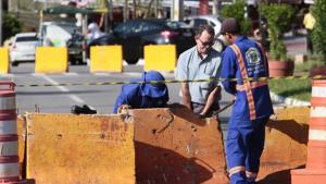 Prefeitura realiza ajustes para minimizar transtornos nos arredores de grandes obras