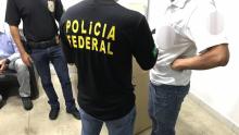 PF realiza prisão em flagrante durante operação de combate a pornografia infantil, em Goiás