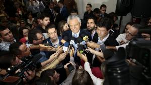 Governador promete saúde 'padrão governo Ronaldo Caiado' em Goiás