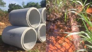 Em meio a denúncias de crime ambiental, obras da Prefeitura de  Goiânia em parque seguem paralisadas