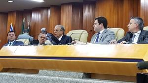 Iris Rezende vai à Câmara Municipal na próxima segunda para prestar contas do segundo quadrimestre