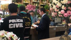 Operação Perfídia: Polícia Civil prende quatro pessoas por falsificação de documentos