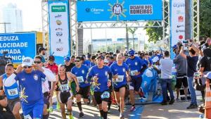 Desafio dos Romeiros reúne fé, solidariedade e esporte, em Trindade