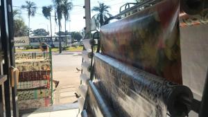 Comerciantes temem baixa movimentação após início das obras na Av. Goiás