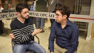 Arthur Moreira participa do RenovaBr  para disputar mandato se vereador por Goiânia