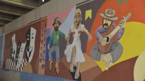 Projeto Galeria Cidade leva arte urbana a diferentes regiões de Aparecida de Goiânia