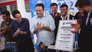 Prefeitura de Anápolis inaugura Cmei no Bairro Santo Antônio