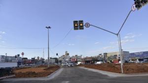 Cruzamento das vias São Paulo, 4ª Radial, Rio Verde e Transbrasiliana é liberado nesta sexta